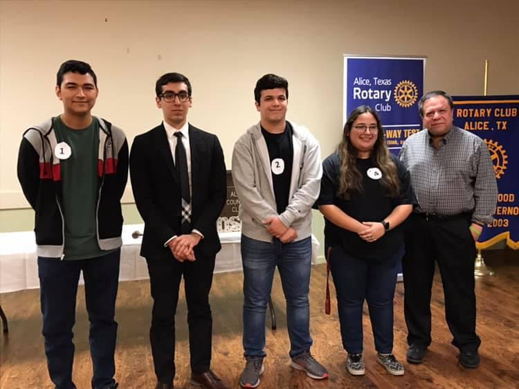 Four-Way Test Speech Contest