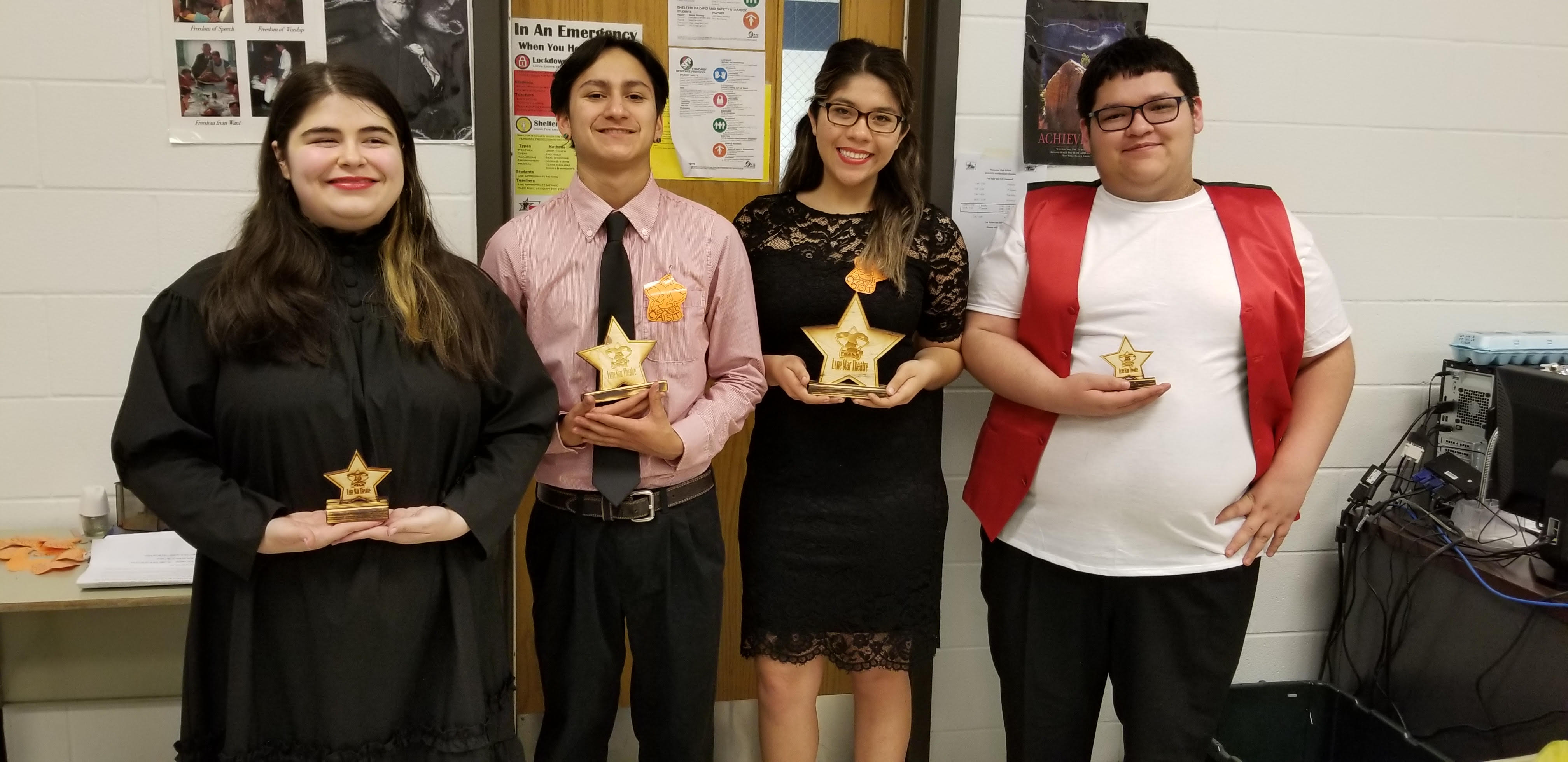 Theatre Arts UIL One Act Play