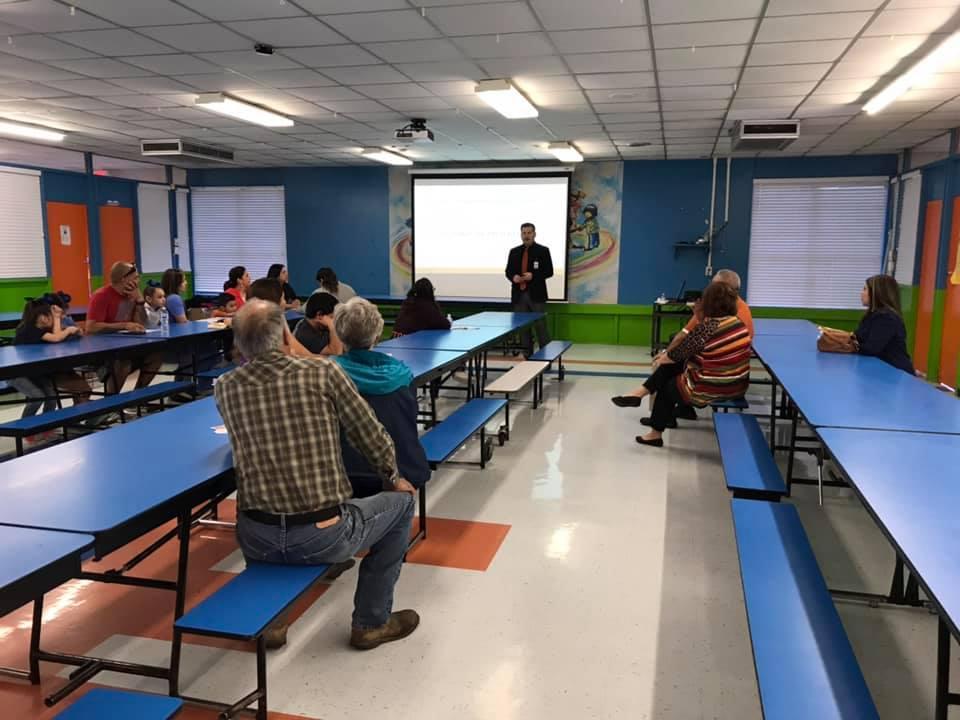 Hillcrest Elementary Bond Session Presentation
