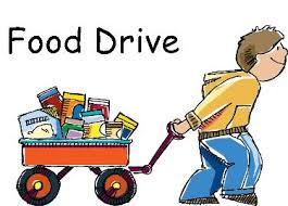 Food Drive - Extended through 10/27!!