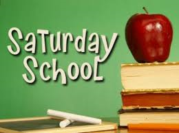 Saturday School - Attendance Recovery