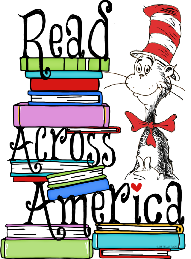 Read Across America, March 2nd