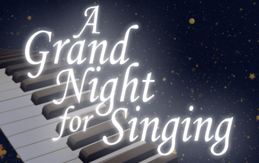 A Grand Night For Singing Musical Is Coming Soon...