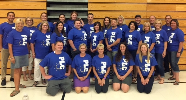 Middle School Staff