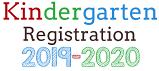 Register for 2019-2020