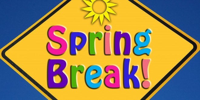 Spring Break - April 24-28, 2017