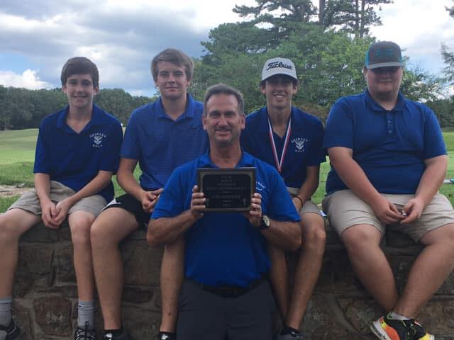 2019 District Golf Champions!