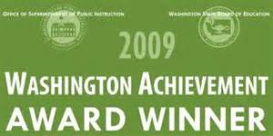 Washington Achievement Awards