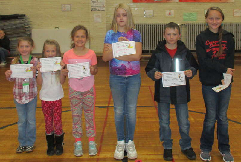 Leaders of the Month for October