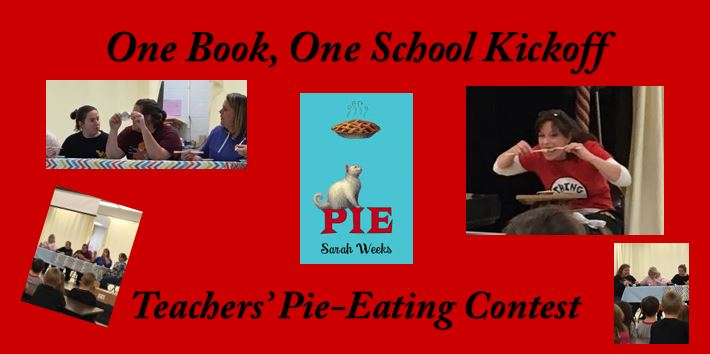 One Book, One School Kickoff
