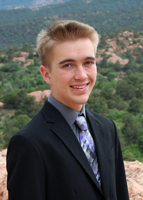 Jackson Mumper is National Merit Scholarship Finalist