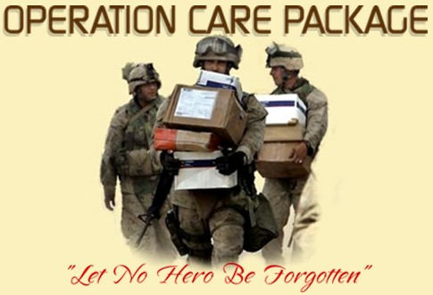 FFA--Soldier Care Packages--thanks!!