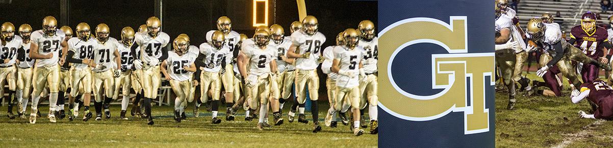 golden tide football