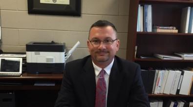 Dr. Scott Barrow -MCMS Principal