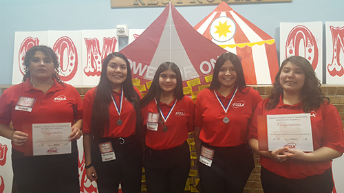 Morton FCCLA advances to State