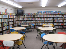 Memorial Middle School Library