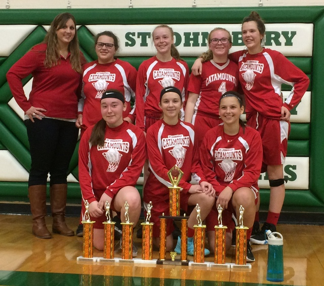 7/8 Girls Rotary Division A Champions