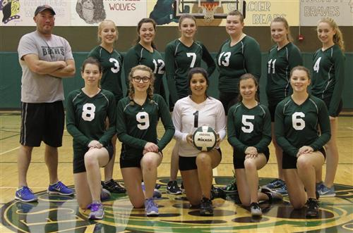 2016-2017 Volleyball
