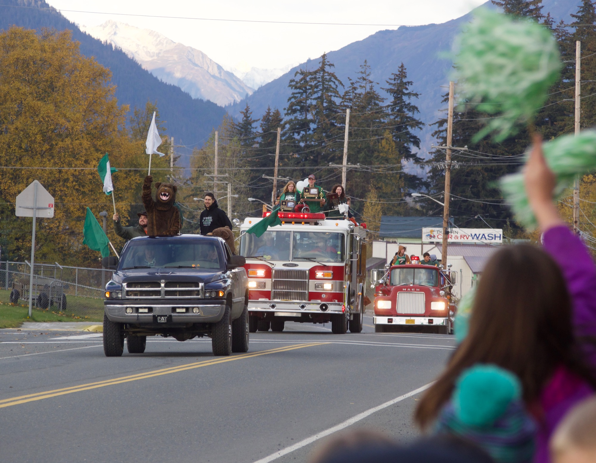 2019 Cross Country Champion Parade