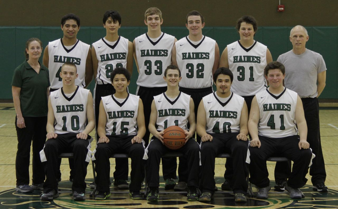 Boys Basketball 2018