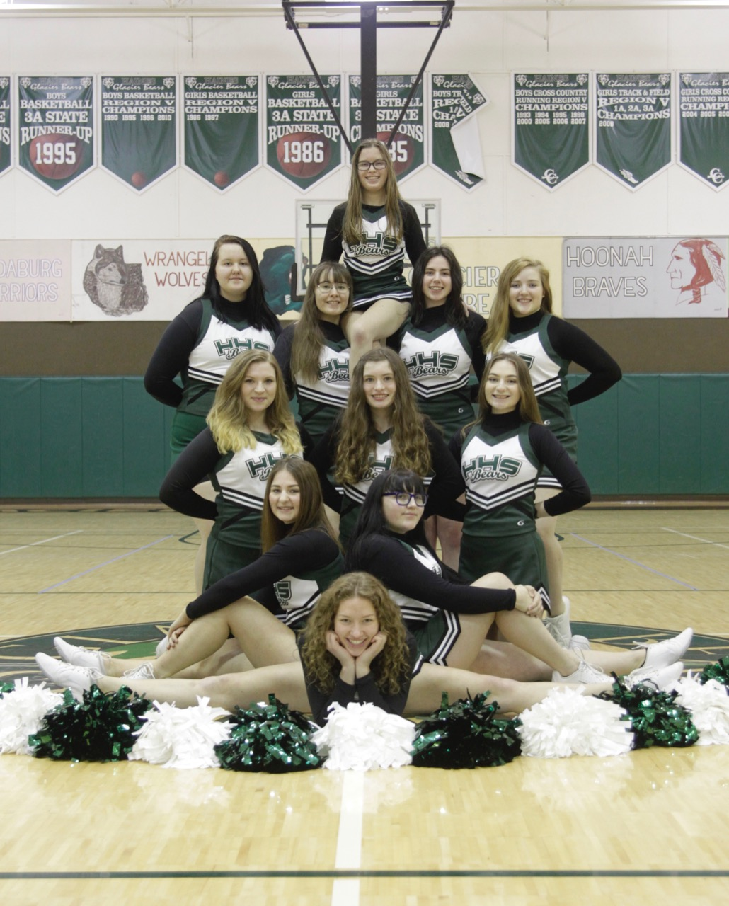Cheer and Dance Team