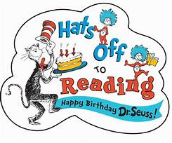 Read Across America Week - March 2nd-6th