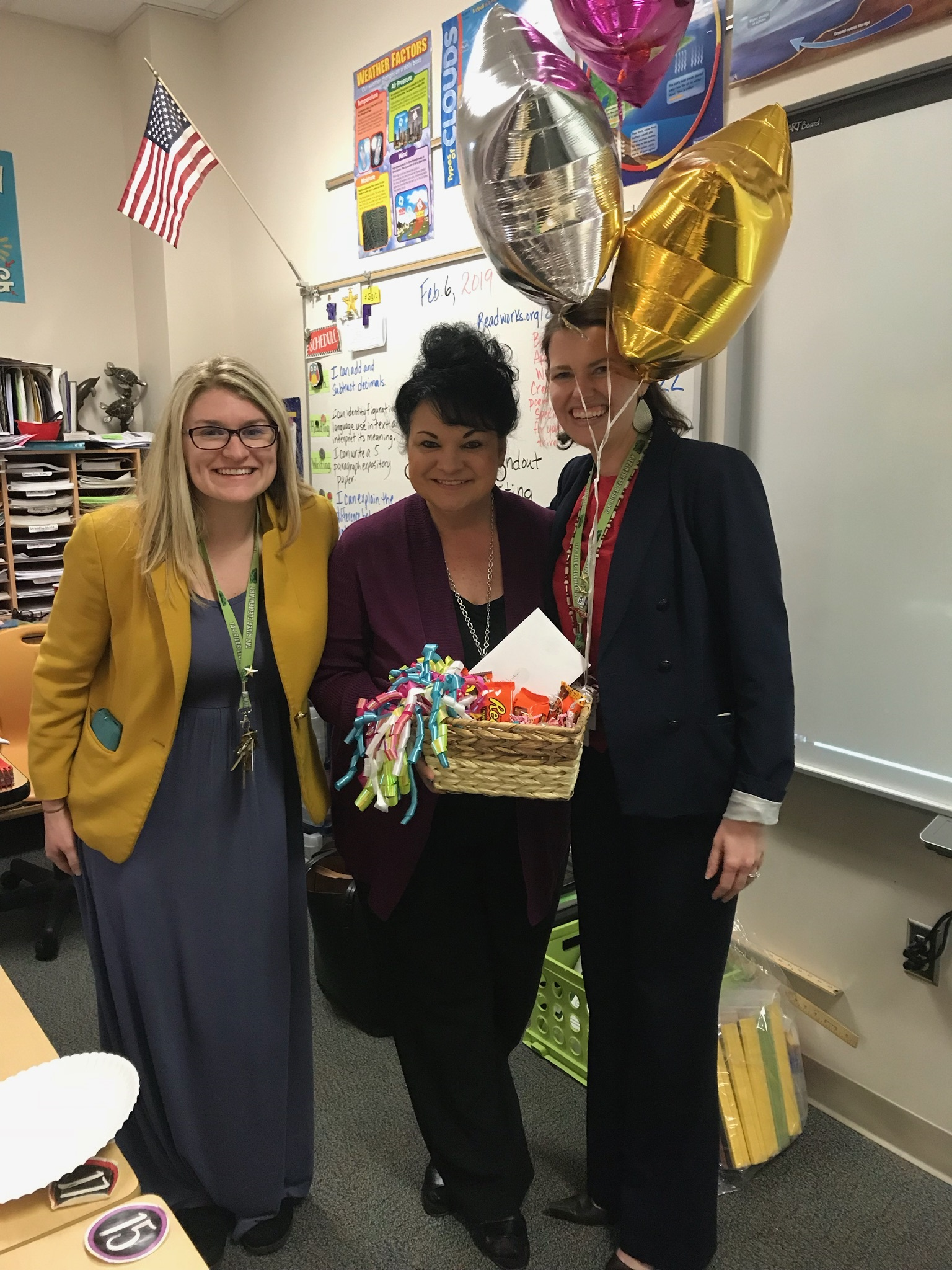 TEACHER OF THE YEAR ANNOUNCED 2018-2019