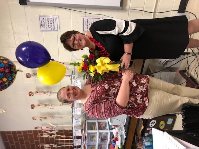 SHLS 2019 Teacher of the Year