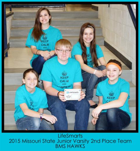 Missouri Life Smarts Championship