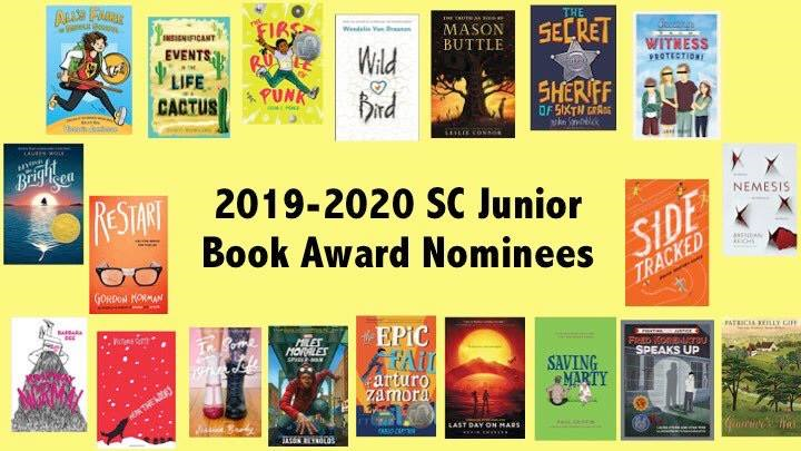 2019-20 SCJBA Nominees