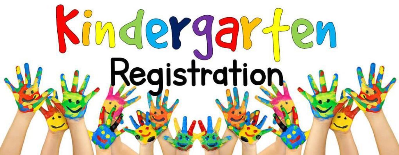 Kindergarten Registration 2019 - 2020