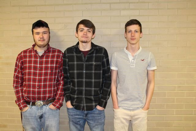 Students Selected to Receive Welding Scholarship