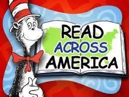 Read Across America Literacy Spirit Week