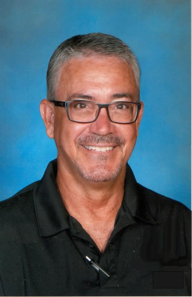 Coach Randy Hodges