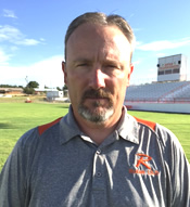 Head Coach - Ronny Ballard