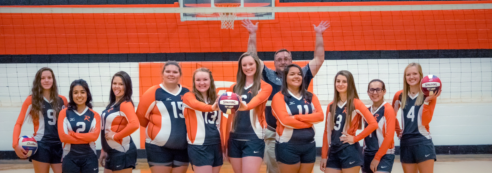 2017 Lady Hammers Volleyball
