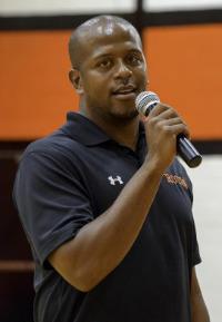 Adrian Daniel - Coach