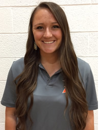 Head Coach - Kelsey Schueler