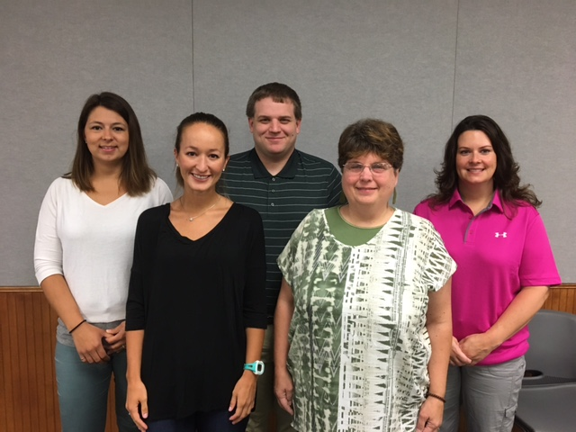 New Teachers at Coleman Schools