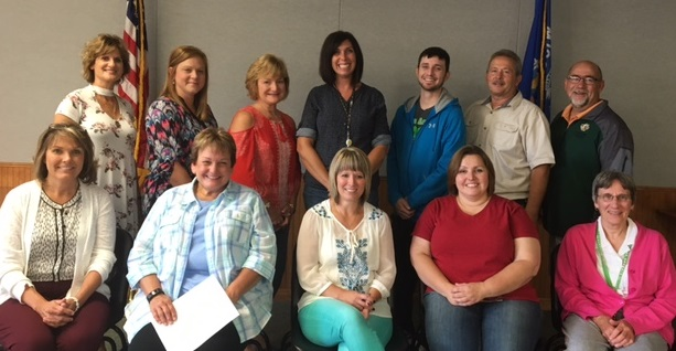 Dedicated Coleman Employees Honored for Their Years of Service