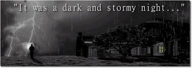 2019 DARK AND STORMY WRITING CONTEST
