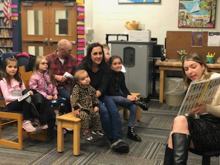 11th Annual Family Story Night