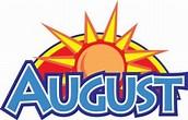 August School Happenings