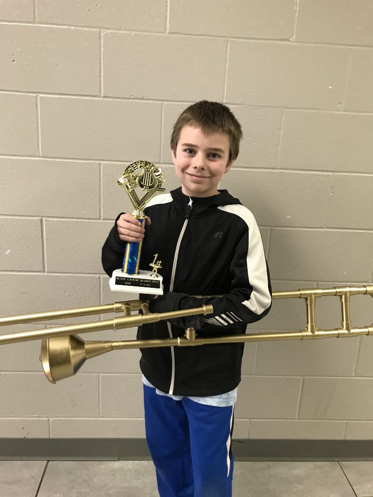 Instrument Contest Winners