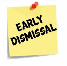 Early Dismissal- 11/26