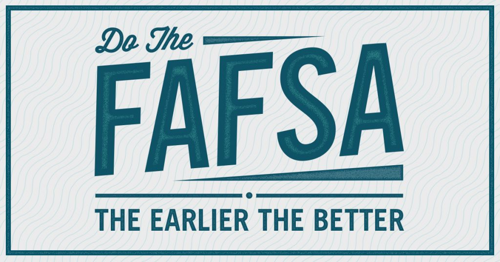 Seniors:  FAFSA Workshop