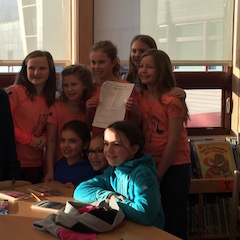 Battle of the Books Champs