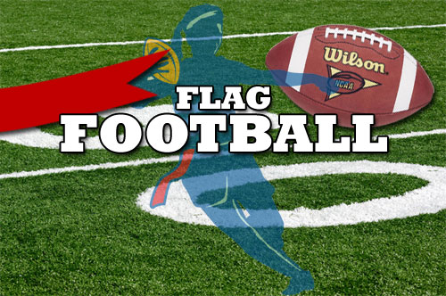 Monday: Flag Football 8th Grade
