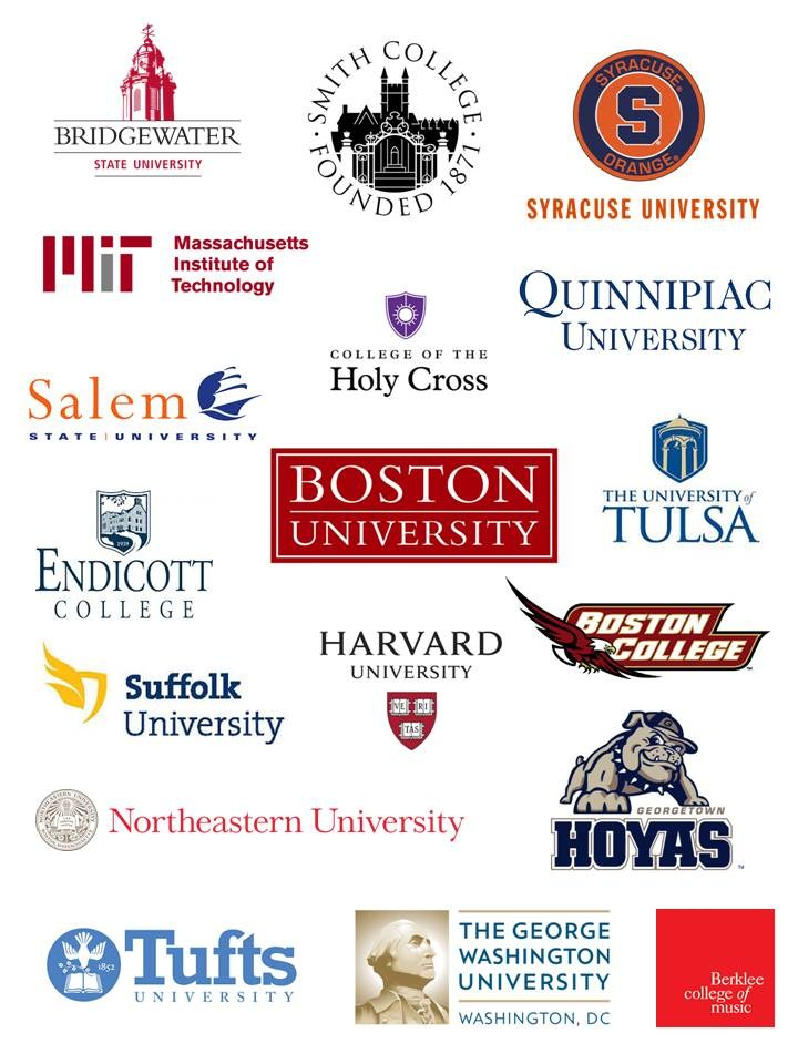 Recent OLA  graduates have gone on to attend the following major colleges and universities:
