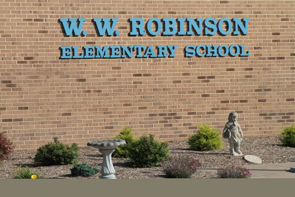 Welcome to W. W. Robinson Elementary